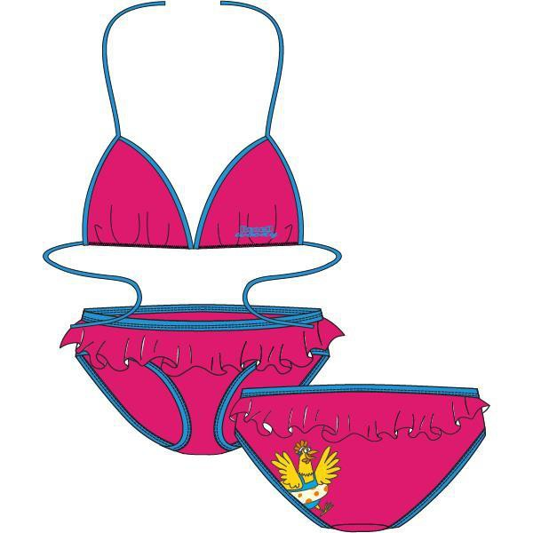 Bikini,Fuchsia purple