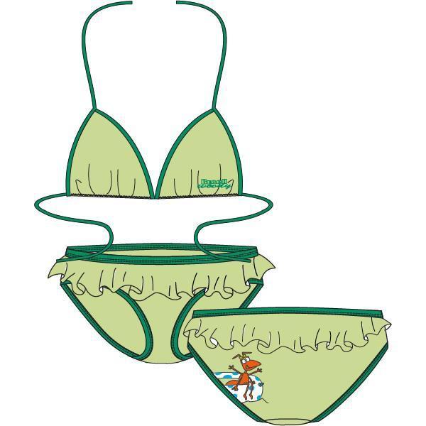 Bikini,Opaline green